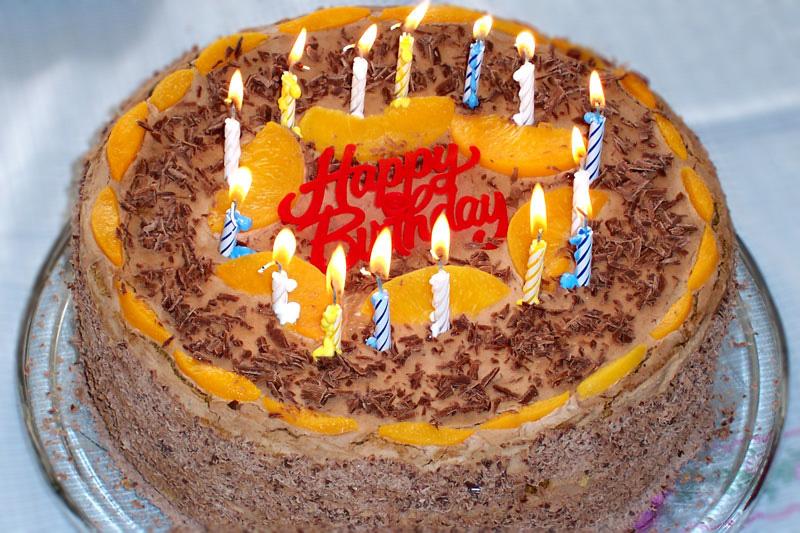 Kelowna cake