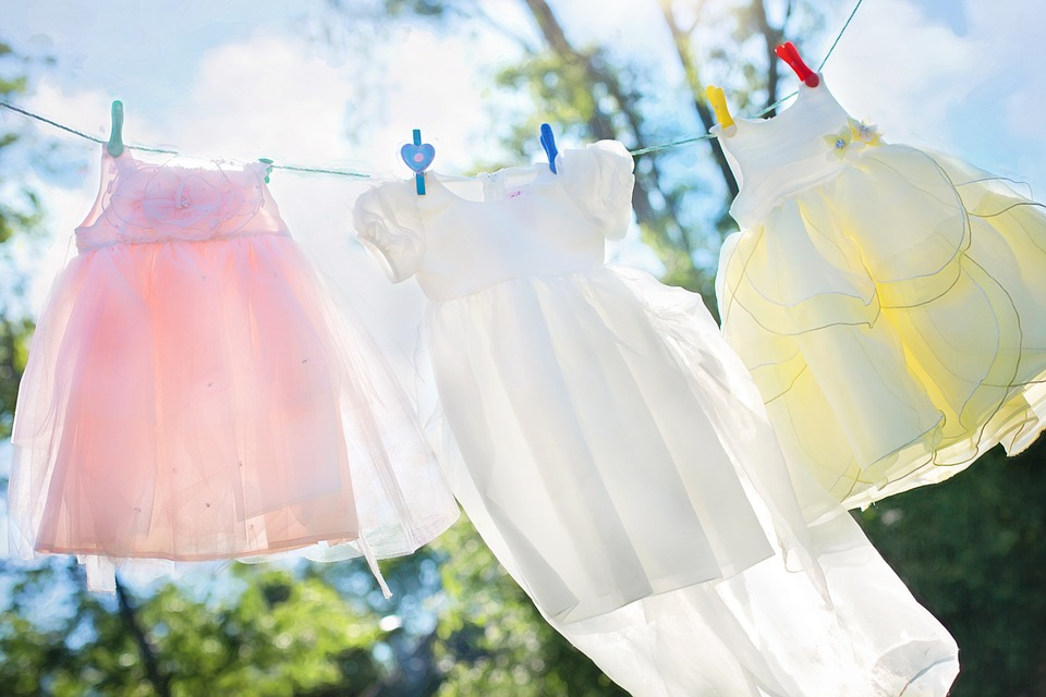 French clothes drying
